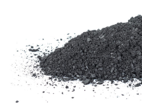 Titandioxidpigmente werden aus schwarzen Rohmaterialien hergestellt.