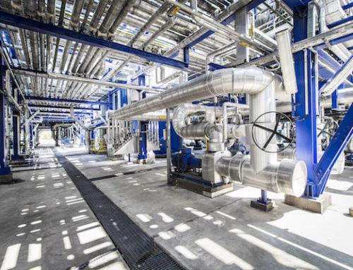 Die Produktion von Titandioxid ist sehr kompliziert.