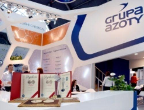 Grupa Azoty na 20. Międzynarodowych Targach Przetwórstwa Tworzyw Sztucznych i Gumy PLASTPOL